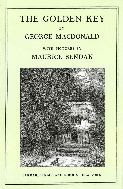 The Golden Key By MacDonald, George/ Sendak, Maurice (ILT)