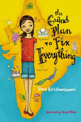 The Grand Plan to Fix Everything By Krishnaswami, Uma/ Halpin, Abigail (ILT)